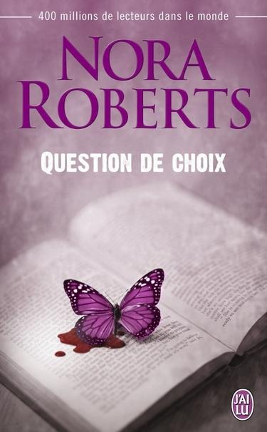 Question de choix de Nora Roberts Questi10