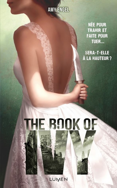 Tome 1 : The Book of Ivy d'Amy Engel The_bo10