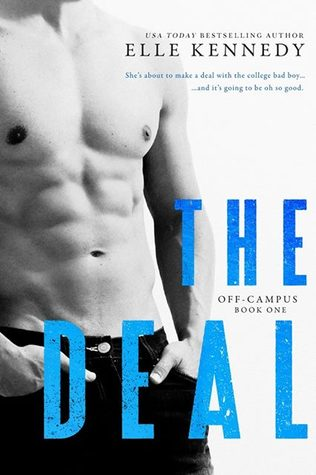 the deal - Off-Campus - Tome 1 : The Deal d'Elle Kennedy The_de10