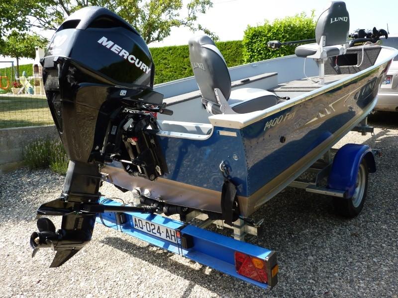 support moteur d'embase pour bateau P1070610