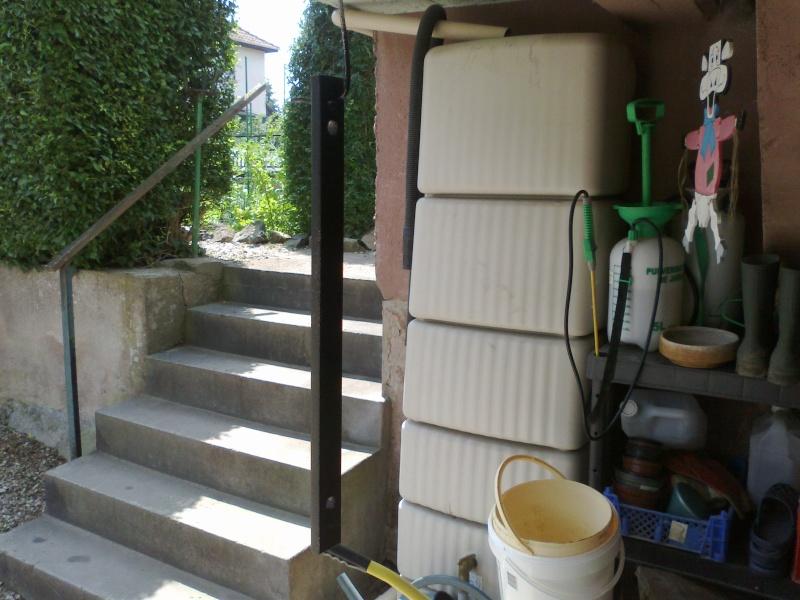 SUMO - Rempalcement du radiateur par un de VN750 13072010