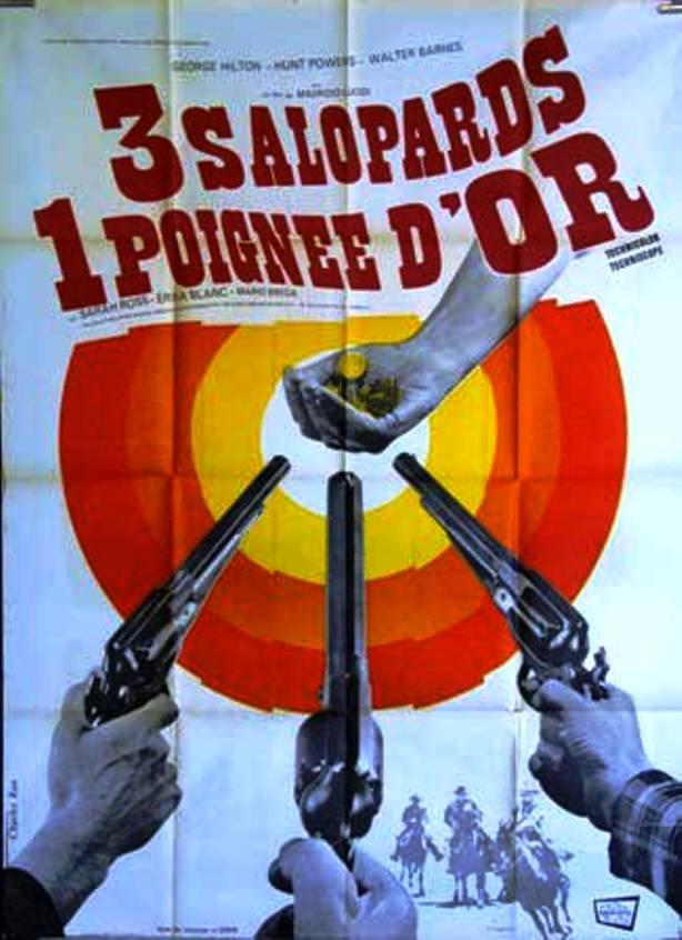 Trois salopards, une poignée d'or ( La piu grande rapina del west ) –1967- Maurizio LUCIDI 3_salo10