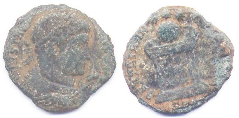 nummus de Constantin 1 pour Trêves 6020_a10