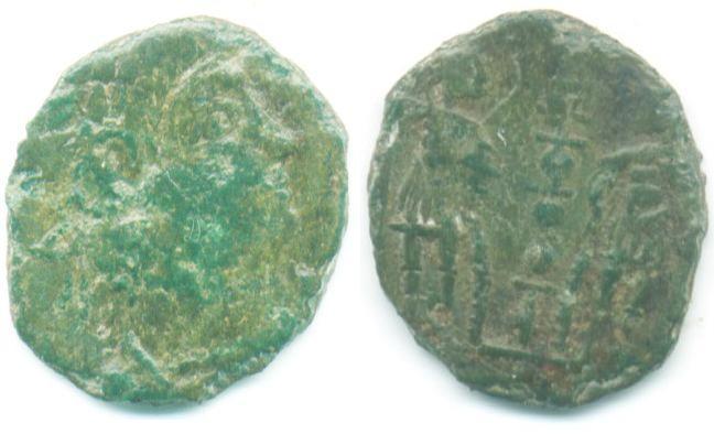nummus de Constans ou Constantius II 6023_a10