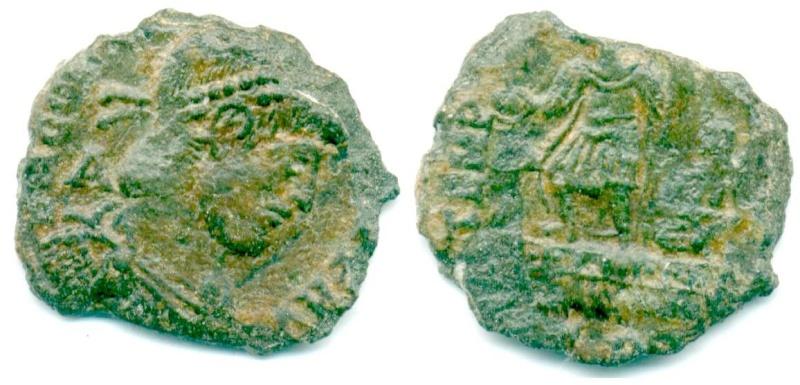 nummus de Constance II ou Constans 6051_a10
