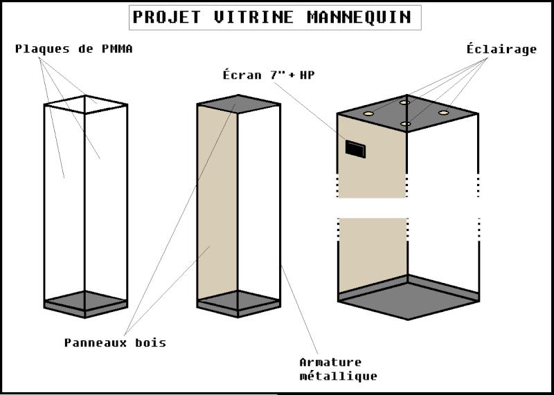 Projet 2015/2019: vitrine pour mannequin Vitrin11