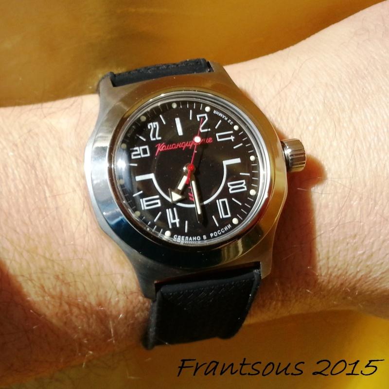 Vos montres russes customisées/modifiées - Page 2 Vostok11
