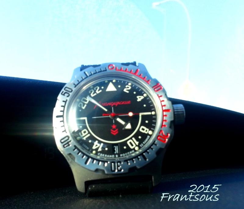 Vos montres russes customisées/modifiées - Page 3 Vostok12