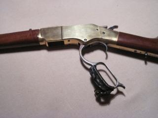 Vend carabine uberti 44 40 66 VENDUE Carabi38