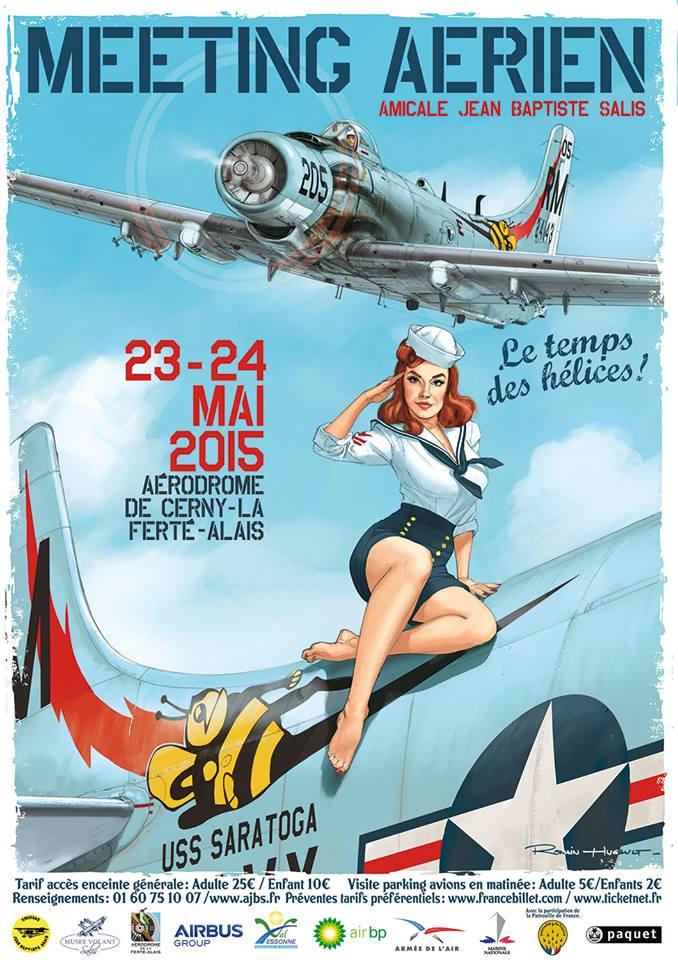 La ferté Alais 2015 (les 23 et 24 Mai 2015) 10993010