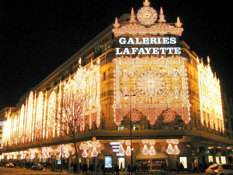 CREATION DES GRANDS MAGASINS A PARIS Galeri10
