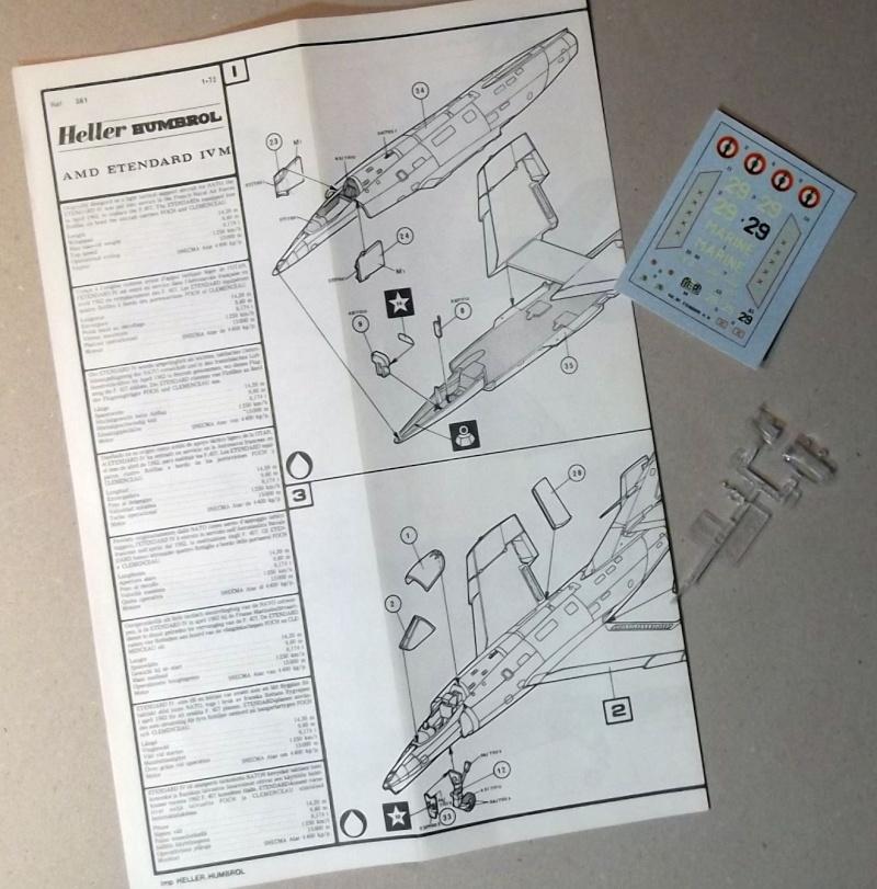 [Aeronavales 2014] [Heller] Etendard IV M & Etendard IV P Eiv_0510