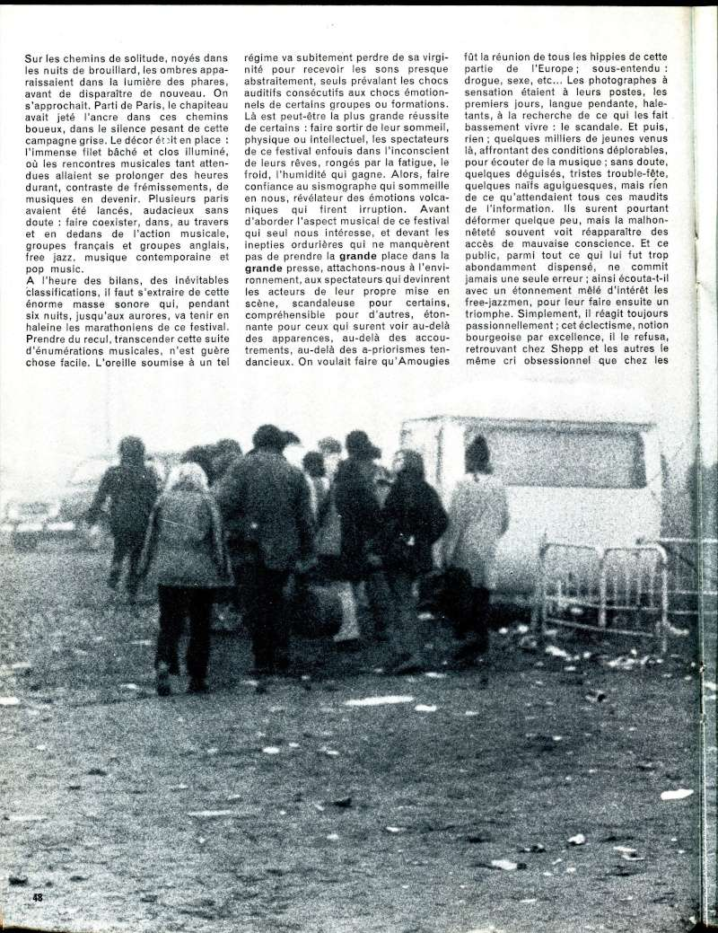 Amougies: Festival 24-28 Octobre 1969 R35-7711