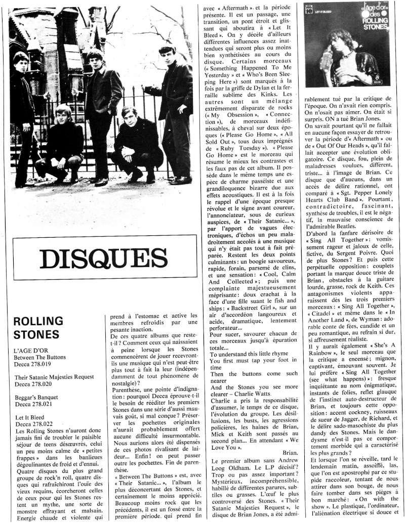 L'âge d'or des Rolling Stones R88-7510