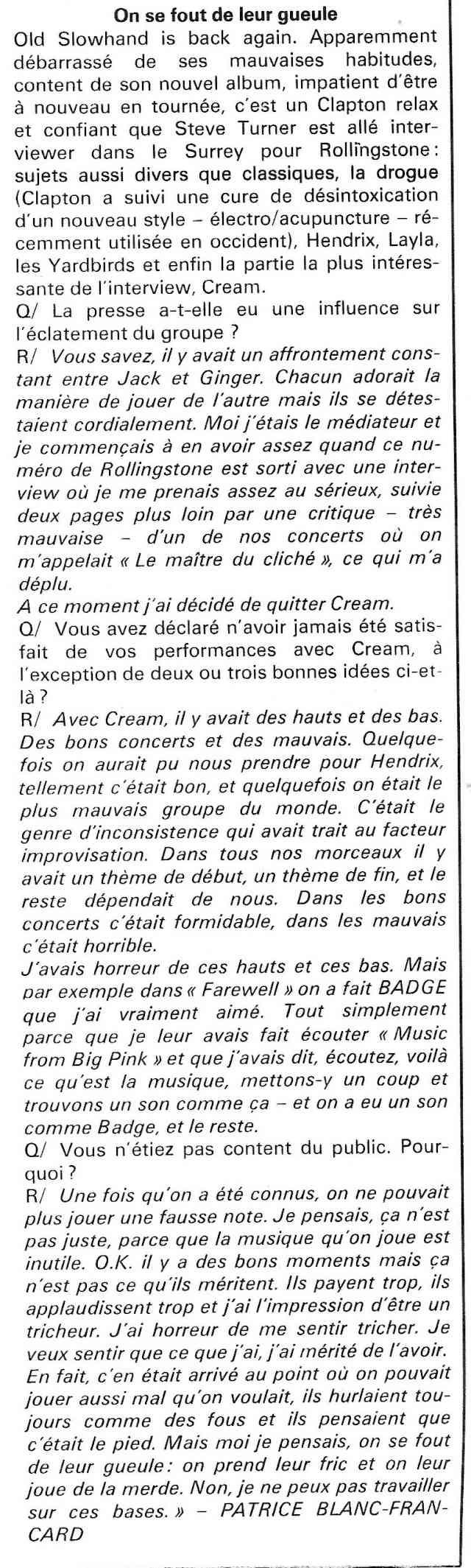 La presse musicale française des années 60-70-80 R92-7610