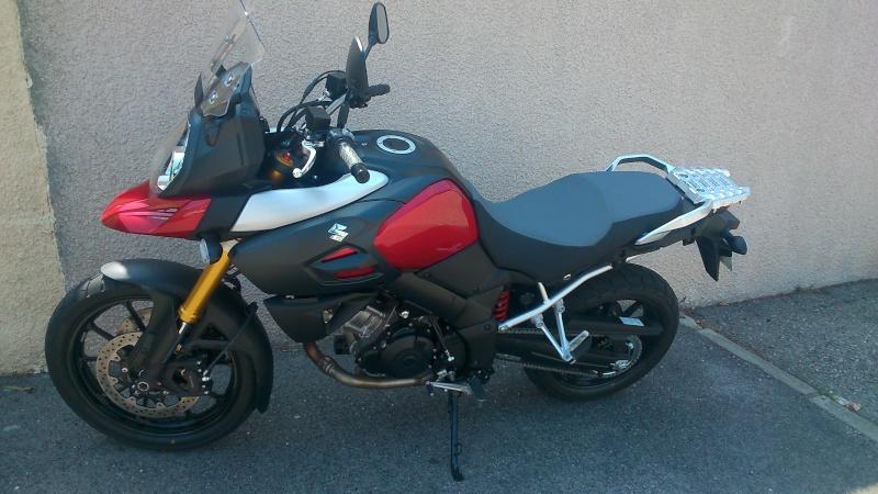Suzuki DL V-Strom 1000 ABS 2015. Vstrom10