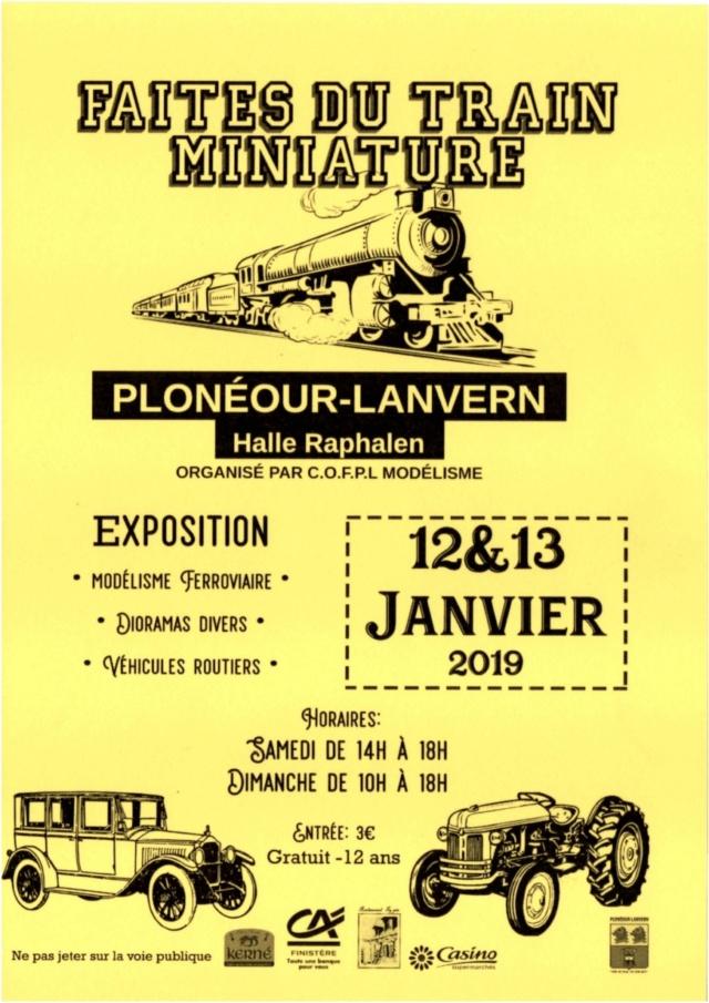 Expo de Plonéour Lanvern 2019 dans  le 29  Expopl10