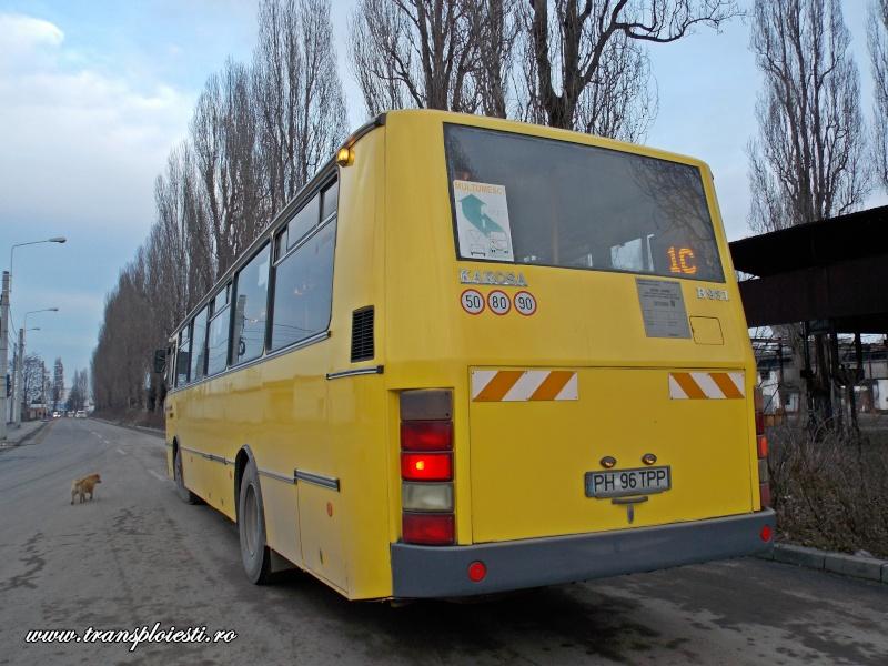 Karosa B931 Dscn0034