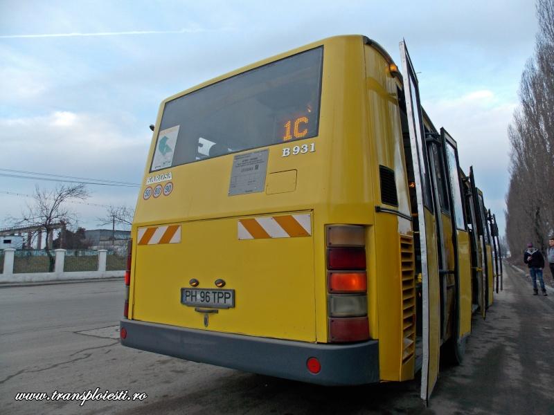 Karosa B931 Dscn0035
