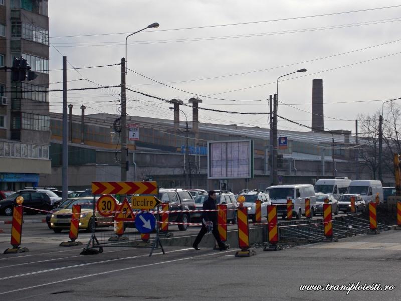 Traseul 102, etapa II: Intersecție Republicii - Gara de Vest Dscn0068