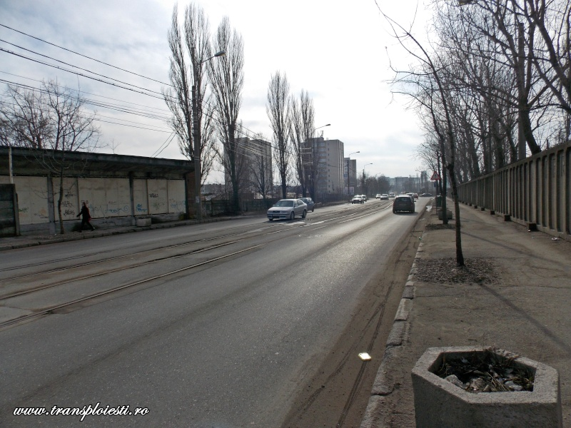 Traseul 102, etapa II: Intersecție Republicii - Gara de Vest Dscn0071