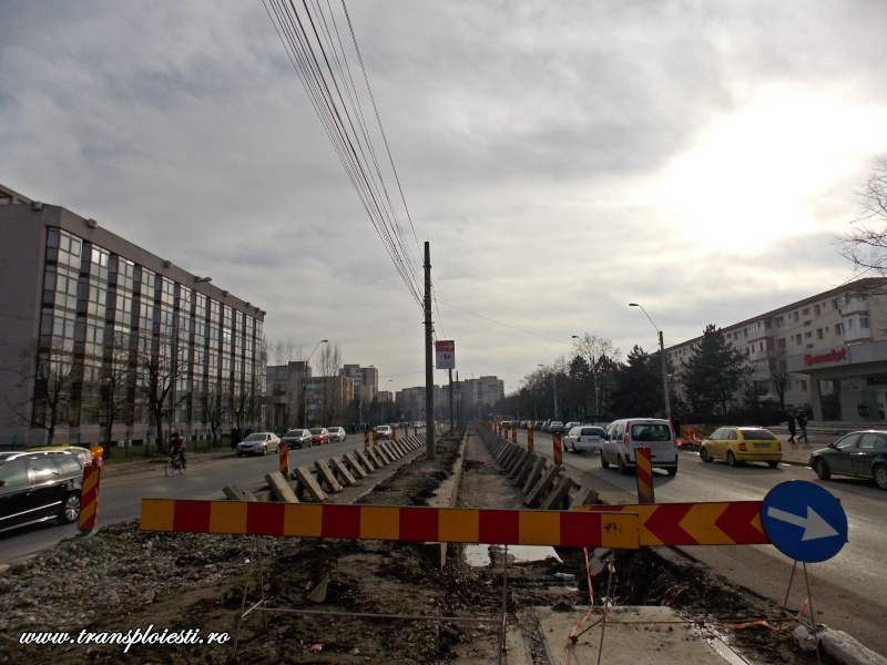 Traseul 102, etapa II: Intersecție Republicii - Gara de Vest Dscn0072