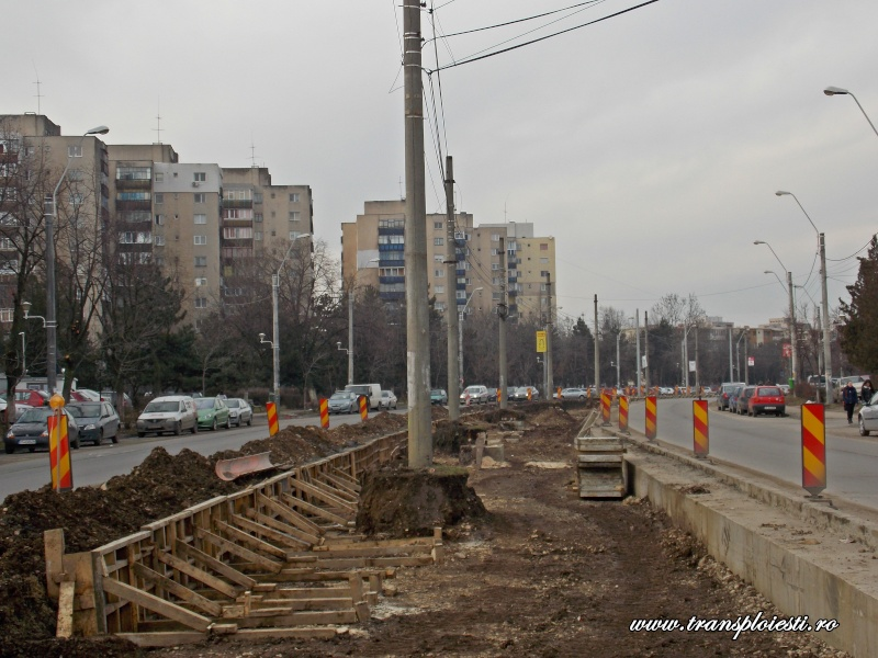 Traseul 102, etapa II: Intersecție Republicii - Gara de Vest Dscn0075