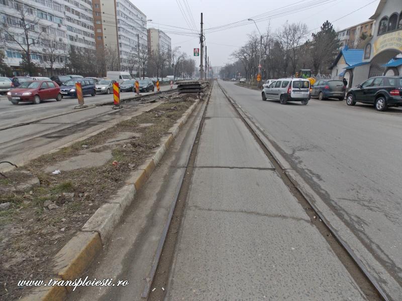 Traseul 102, etapa II: Intersecție Republicii - Gara de Vest Dscn0084