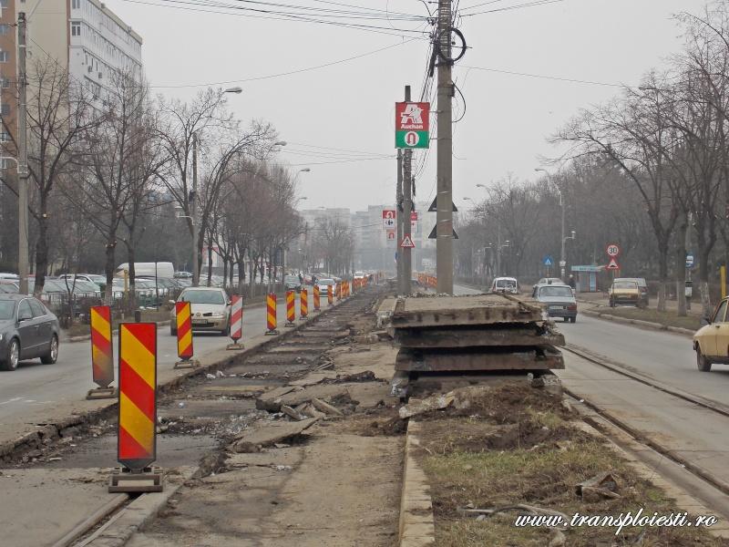 Traseul 102, etapa II: Intersecție Republicii - Gara de Vest Dscn0085