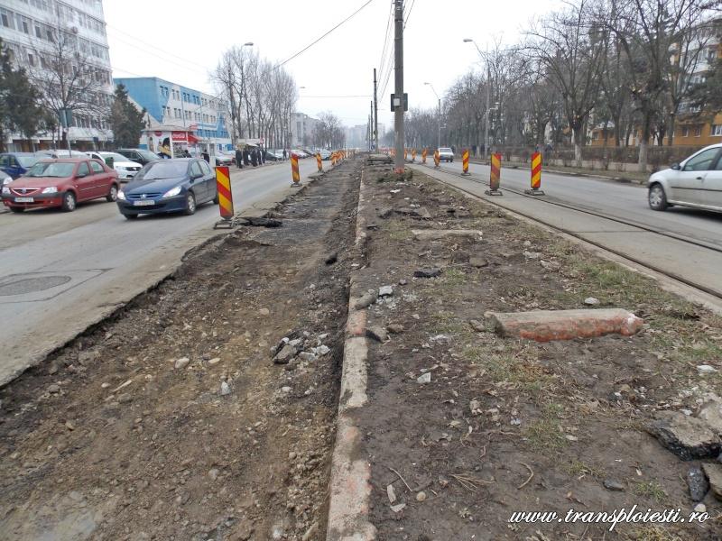 Traseul 102, etapa II: Intersecție Republicii - Gara de Vest Dscn0086