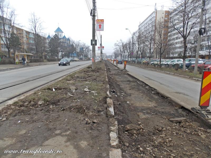 Traseul 102, etapa II: Intersecție Republicii - Gara de Vest Dscn0087