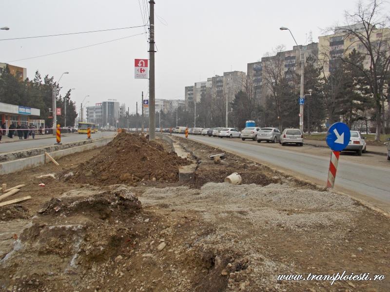 Traseul 102, etapa II: Intersecție Republicii - Gara de Vest Dscn0101