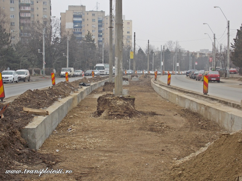Traseul 102, etapa II: Intersecție Republicii - Gara de Vest Dscn0103