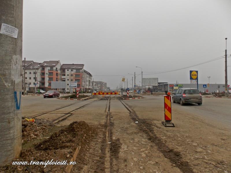 Traseul 102, etapa II: Intersecție Republicii - Gara de Vest Dscn0105