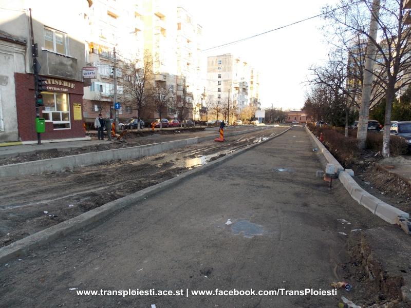 Traseul 101, etapa II: Intersecție Candiano Popescu ( zona BCR ) - Gara de Sud - Pagina 3 Dscn0143