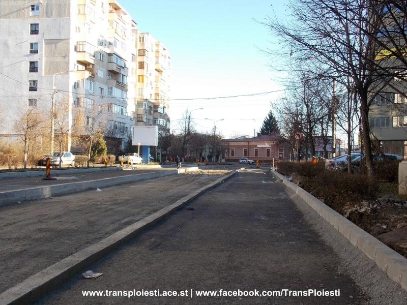 Traseul 101, etapa II: Intersecție Candiano Popescu ( zona BCR ) - Gara de Sud - Pagina 3 Dscn0144