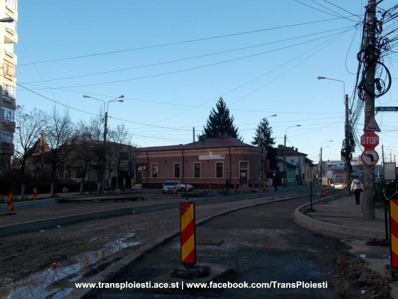 Traseul 101, etapa II: Intersecție Candiano Popescu ( zona BCR ) - Gara de Sud - Pagina 3 Dscn0145