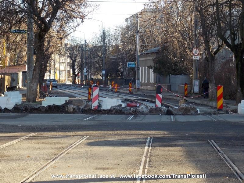 Traseul 101, etapa II: Intersecție Candiano Popescu ( zona BCR ) - Gara de Sud - Pagina 3 Dscn0158