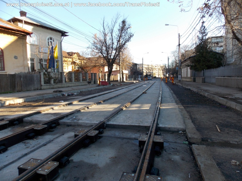 Traseul 101, etapa II: Intersecție Candiano Popescu ( zona BCR ) - Gara de Sud - Pagina 3 Dscn0159