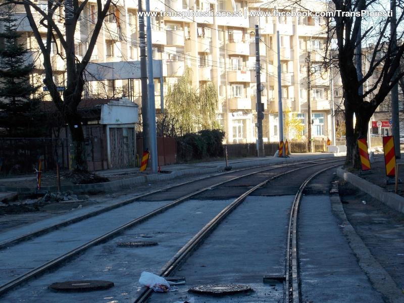 Traseul 101, etapa II: Intersecție Candiano Popescu ( zona BCR ) - Gara de Sud - Pagina 3 Dscn0162