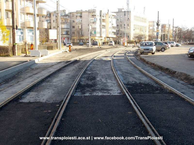 Traseul 101, etapa II: Intersecție Candiano Popescu ( zona BCR ) - Gara de Sud - Pagina 3 Dscn0164