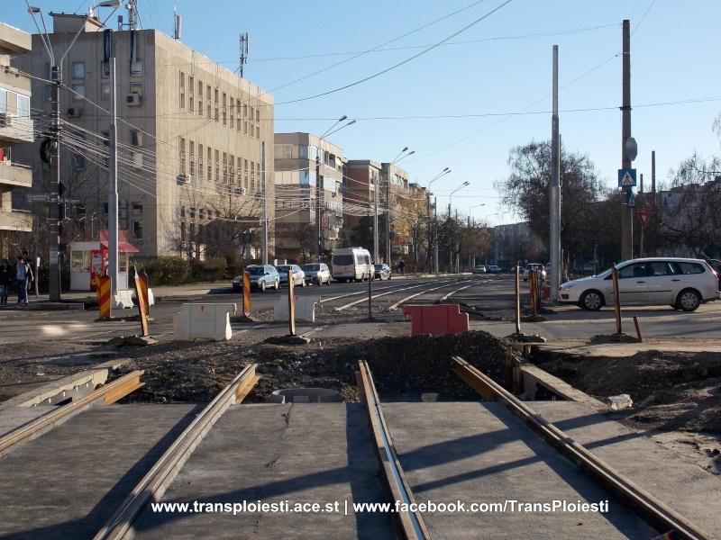 Traseul 101, etapa II: Intersecție Candiano Popescu ( zona BCR ) - Gara de Sud - Pagina 3 Dscn0165