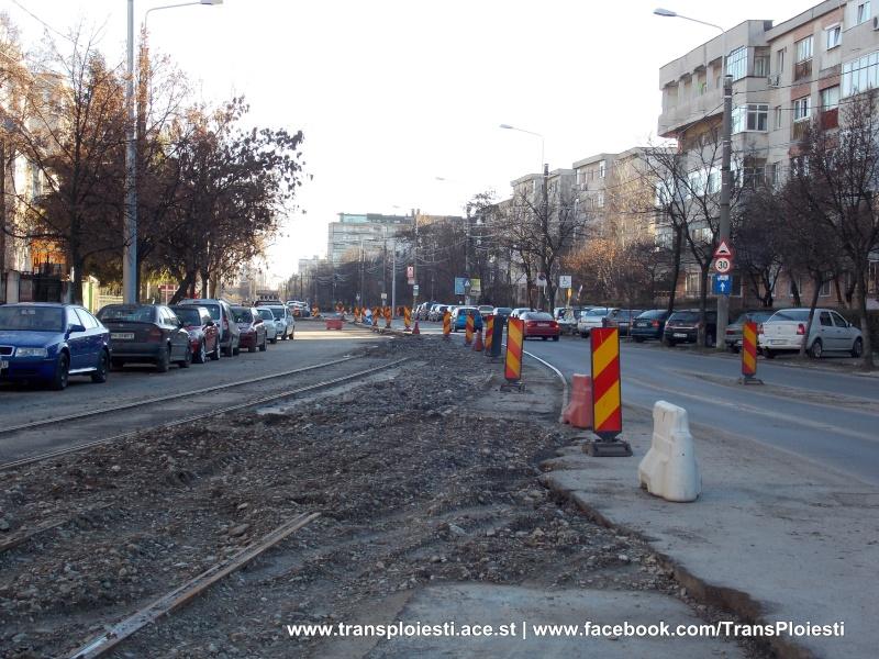 Traseul 101, etapa II: Intersecție Candiano Popescu ( zona BCR ) - Gara de Sud - Pagina 3 Dscn0170