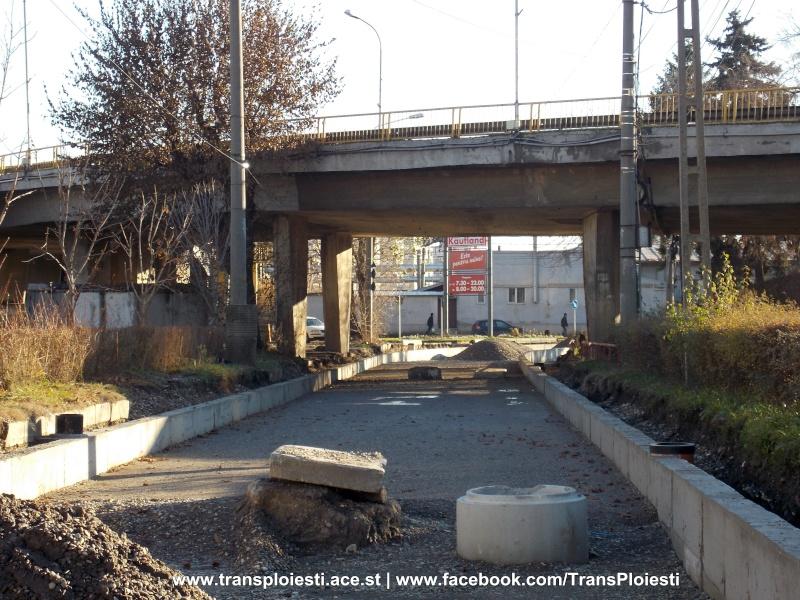 Traseul 101, etapa II: Intersecție Candiano Popescu ( zona BCR ) - Gara de Sud - Pagina 3 Dscn0176