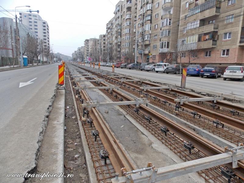 Traseul 101, etapa I: Intersecție Republicii - Intersecție Candiano Popescu ( zona BCR ) Dscn0193