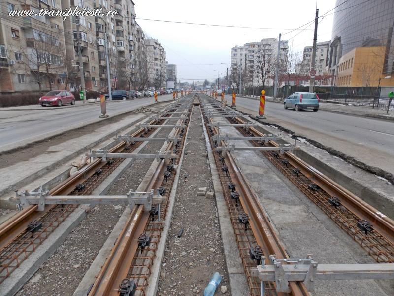 Traseul 101, etapa I: Intersecție Republicii - Intersecție Candiano Popescu ( zona BCR ) Dscn0194