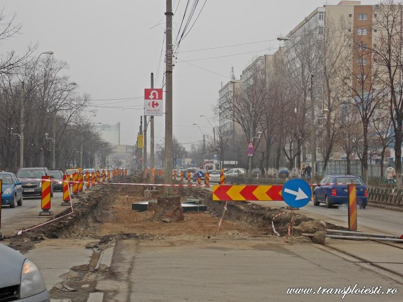 Traseul 102, etapa II: Intersecție Republicii - Gara de Vest Dscn0197
