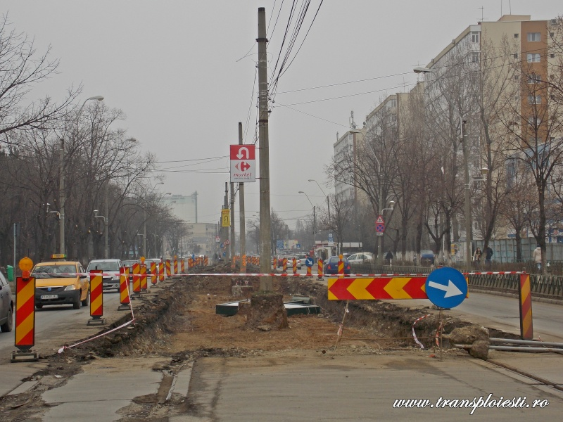 Traseul 102, etapa II: Intersecție Republicii - Gara de Vest Dscn0198