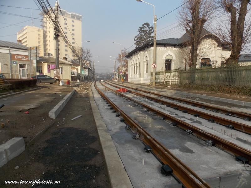 Traseul 101, etapa II: Intersecție Candiano Popescu ( zona BCR ) - Gara de Sud - Pagina 3 Dscn0256