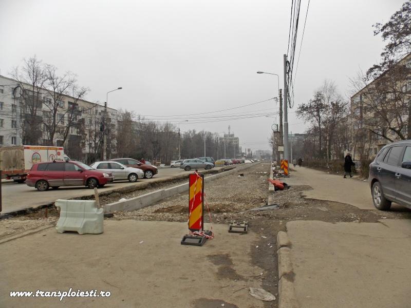 Traseul 101, etapa II: Intersecție Candiano Popescu ( zona BCR ) - Gara de Sud - Pagina 4 Dscn0259